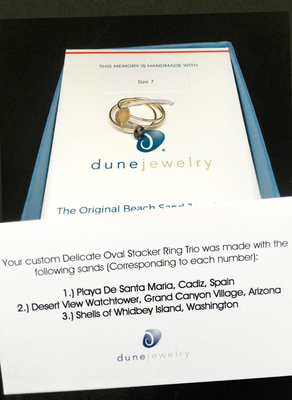 Dune Jewelry Rings