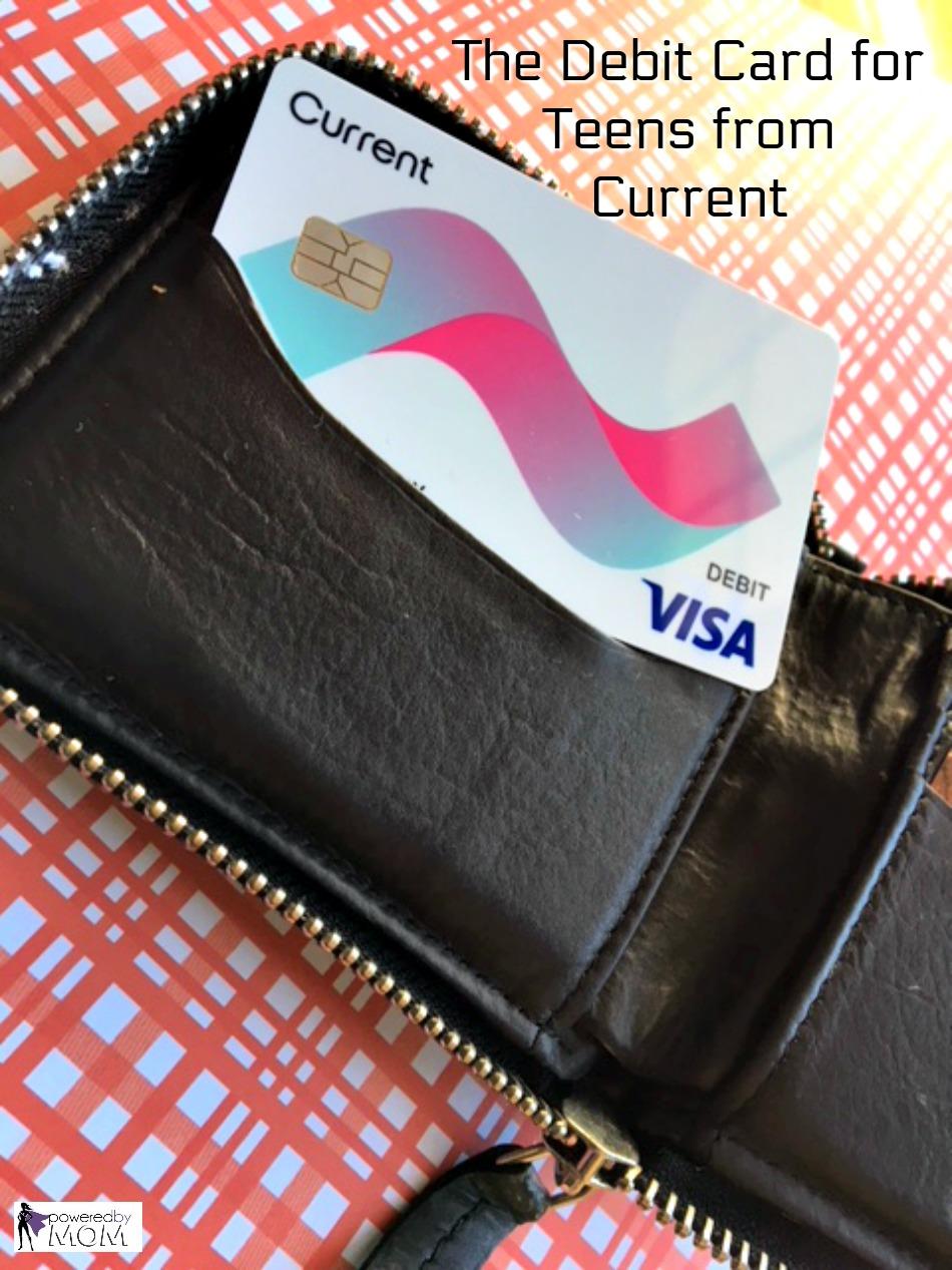 Debit cards for teens