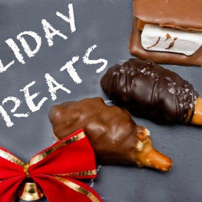 Holiday Treats – The Chocolate Pizza Company