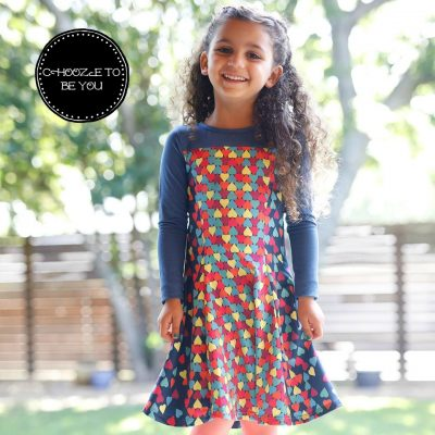 Chooze Mix and Match Approach gives Kids The Freedom to Create their own Style