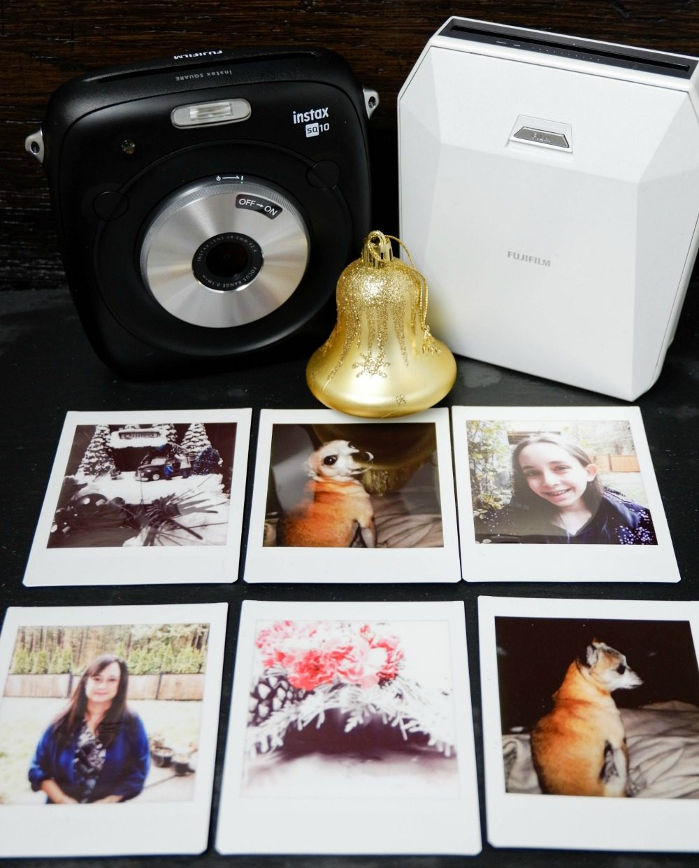 Instax Square and SP-3