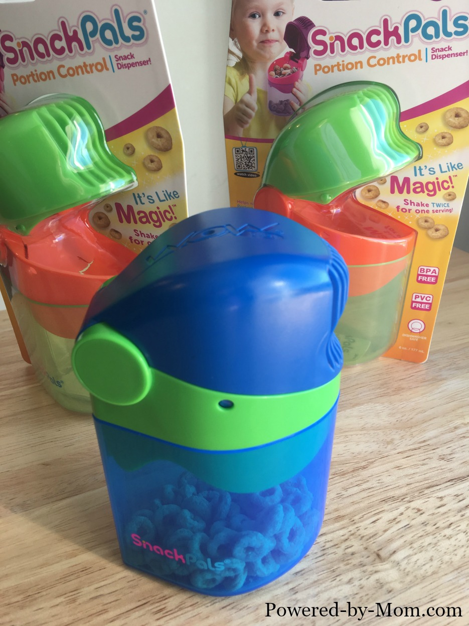 Snack Pals Magic Snack Dispenser Review