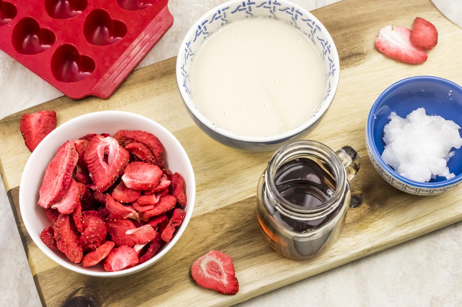 paleo fudge ingredients
