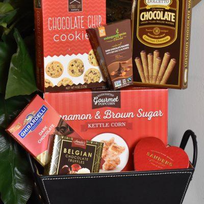 Valentine Gourmet Gift Basket by Gourmet Gift Baskets