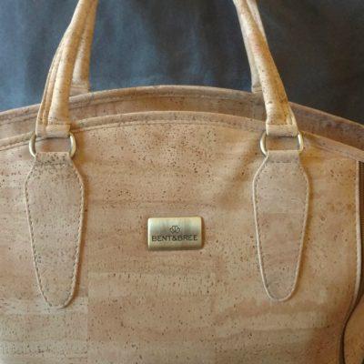 BENT&BREE Makes Luxury Vegan Handbags Handcrafted from Cork