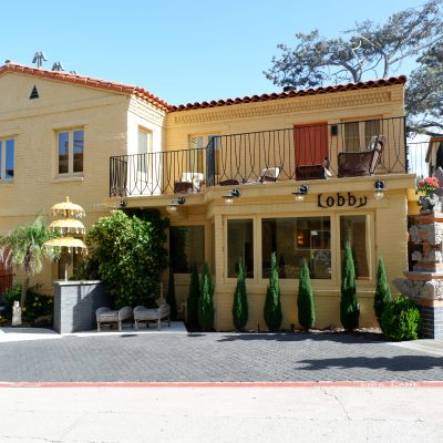 Pantai Inn La Jolla Photo Album
