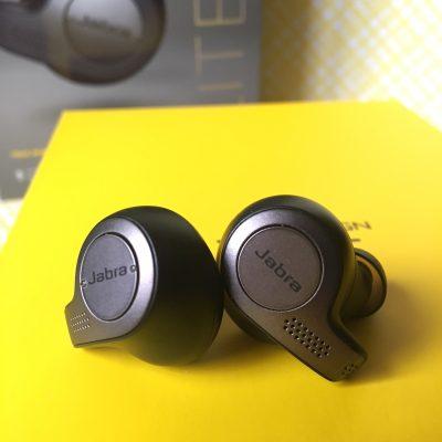 Elite Sound from Jabra Wireless Earbuds