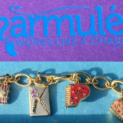Charmulet Charm Bracelet Review