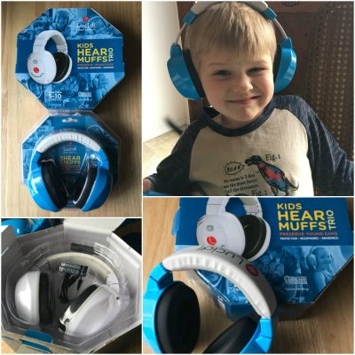 Lucid HearMuffs for Kids Review