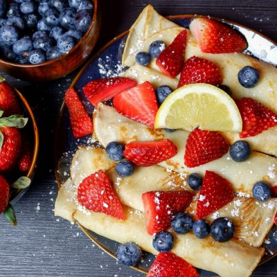 Delicious and Easy Crepes Recipe