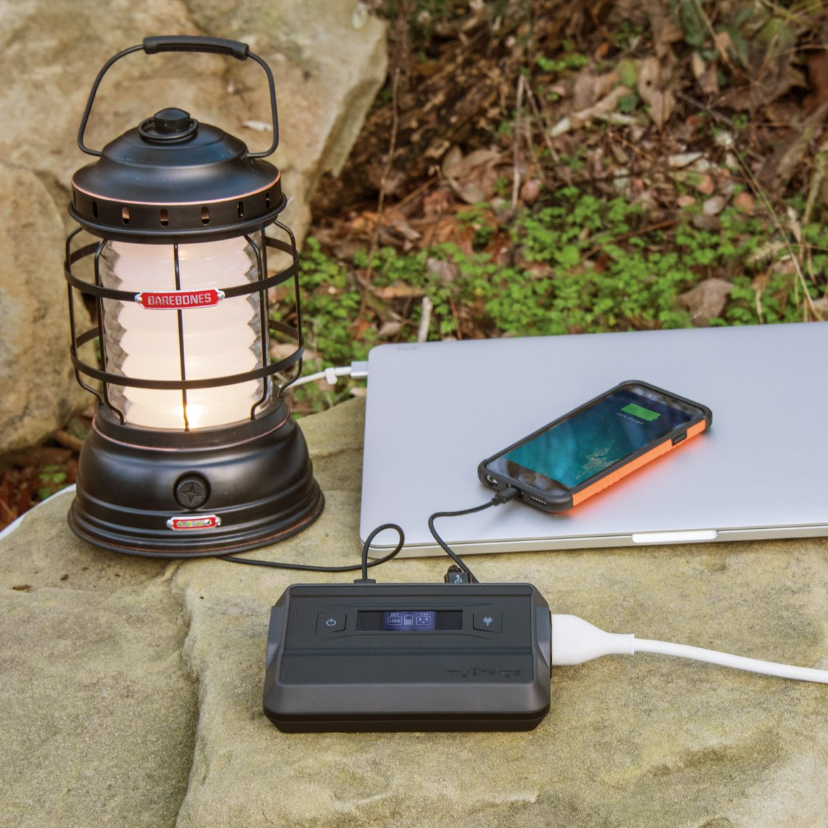 myCharge portable charger AdventureUltra, bringing you power wherever you are.