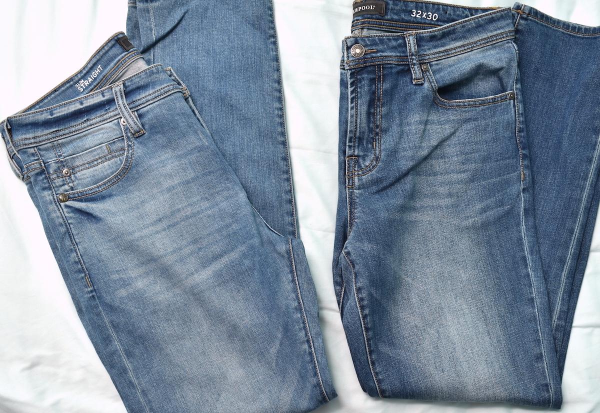 stylish mens jeans