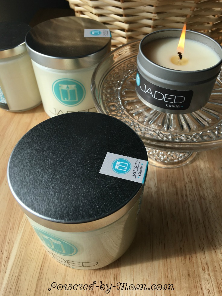 Jaded Candle Review - Powered by Mom