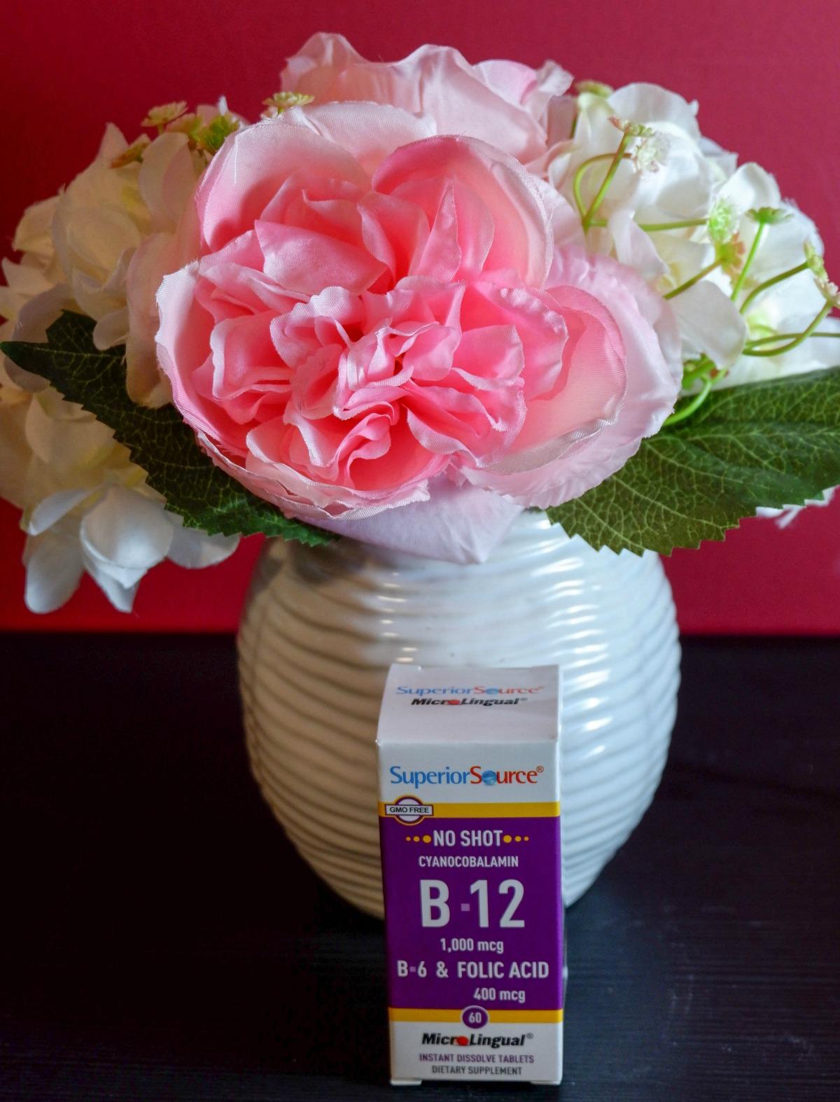 Superior Source Vitamins B-12