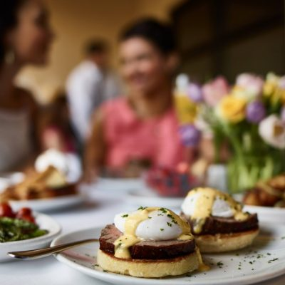 Fleming's Prime Steakhouse for Mother's Day
