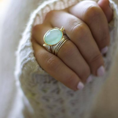 Signature, Elegant Rings From A Blonde and Her Bag