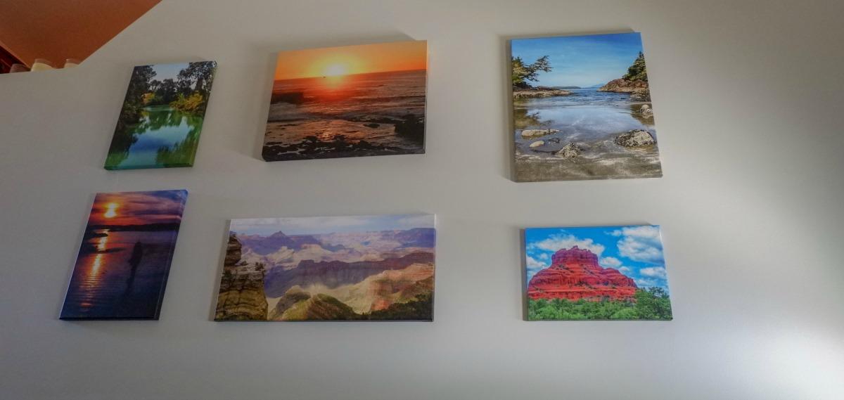 personalized canvas prints