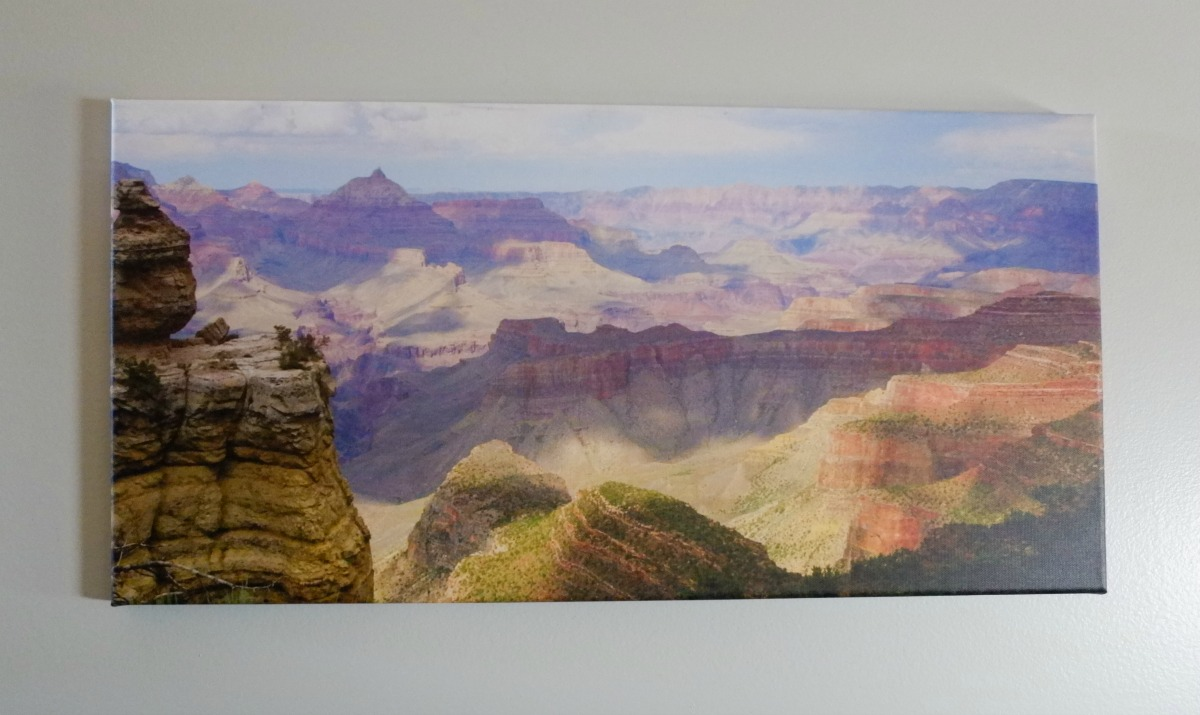 personalized canvas photos