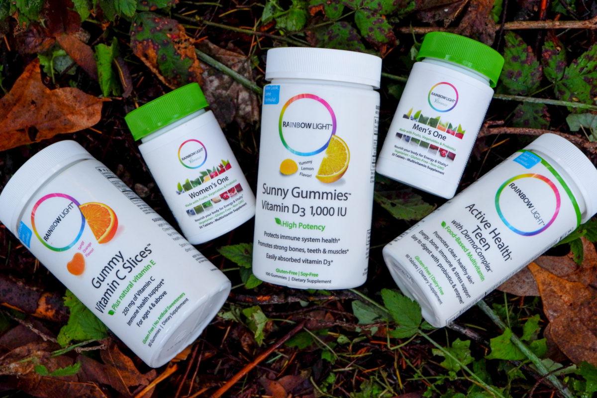Rainbow Light Immune system boost