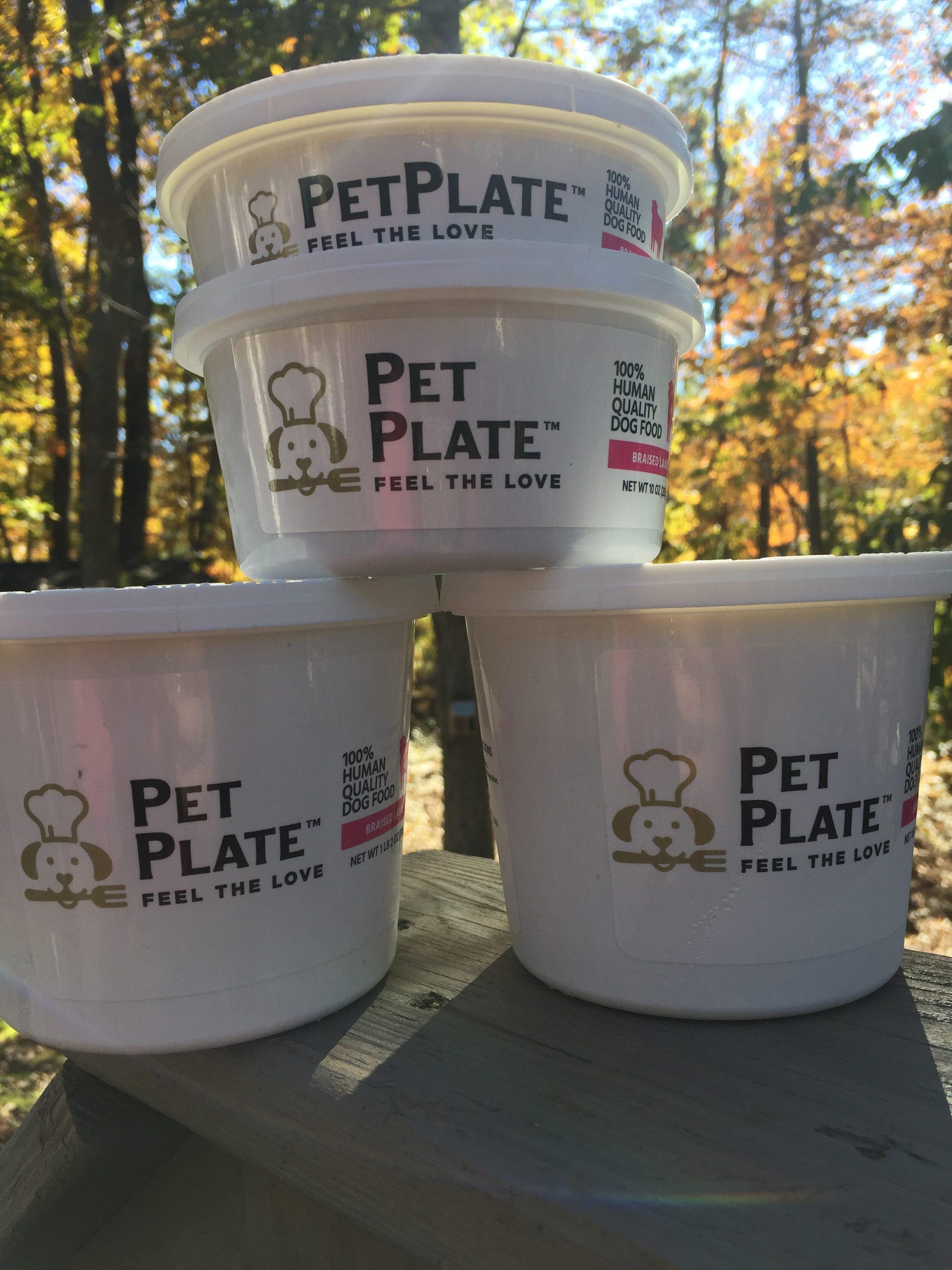 PetPlate, healthy dog food