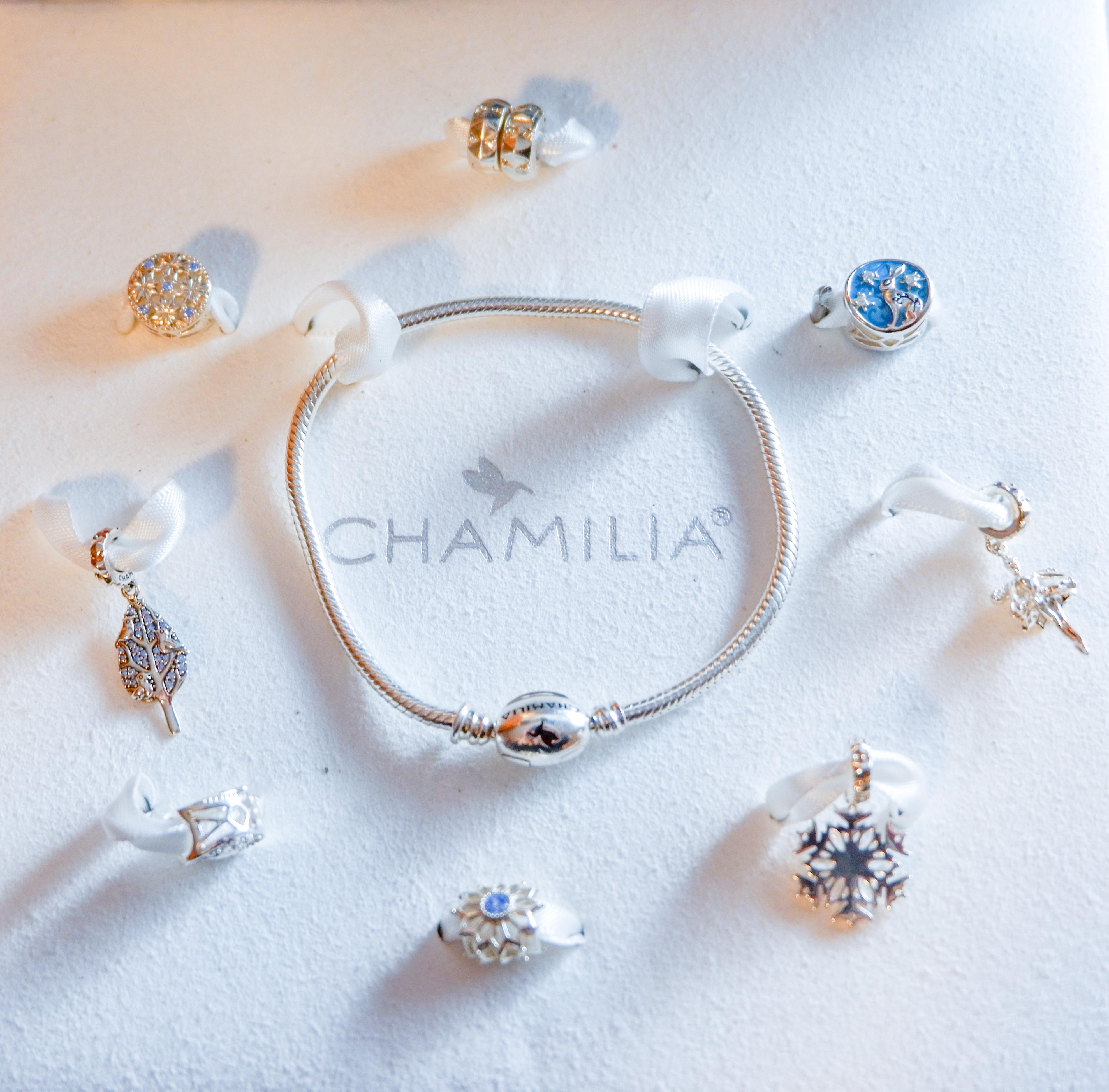 Chamilia Enchanted Forest Gift Set