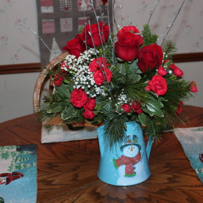 Winter Floral Arrangements For Your Holiday Decor