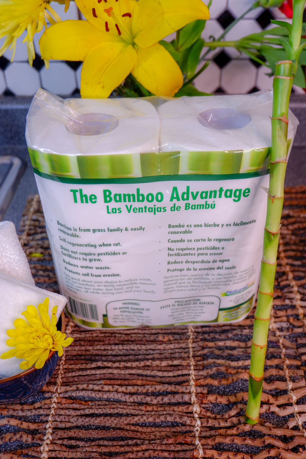 NatureZway Bamboo eco-friendly, renewable resources, bamboo products
