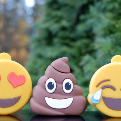 Emoji USB Flash Drives