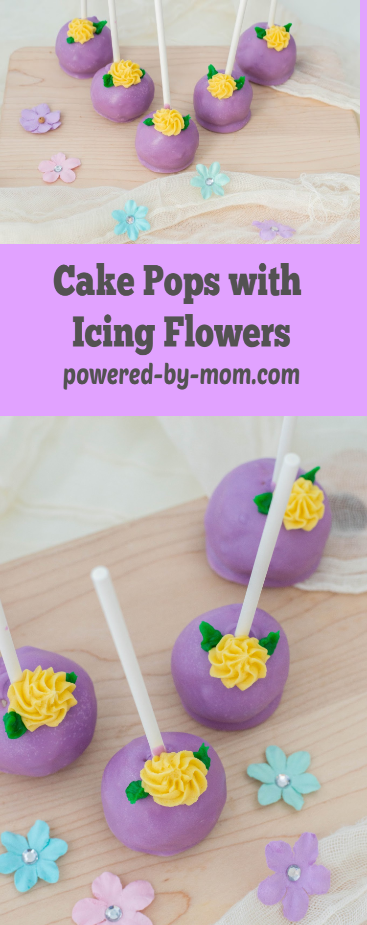 how to make cake pops with store bought cake mix