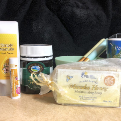 Have a Sweet Spa Day with Manuka Honey