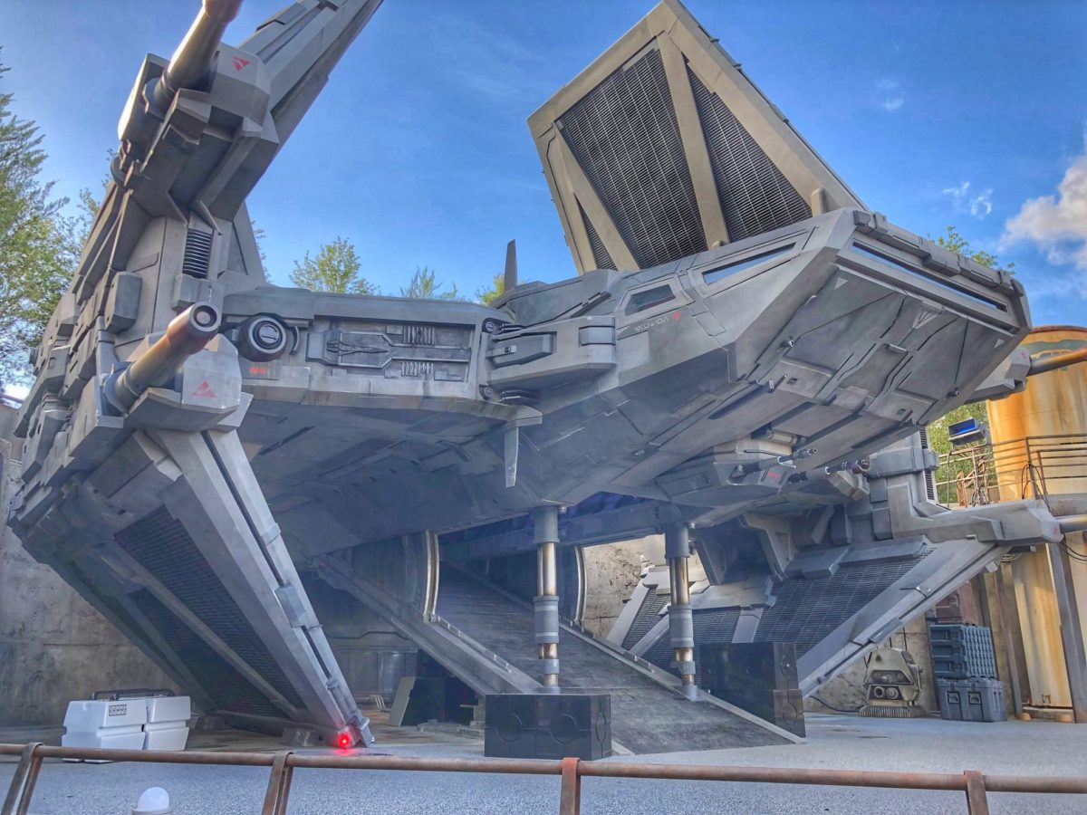 Galaxy's Edge Overview