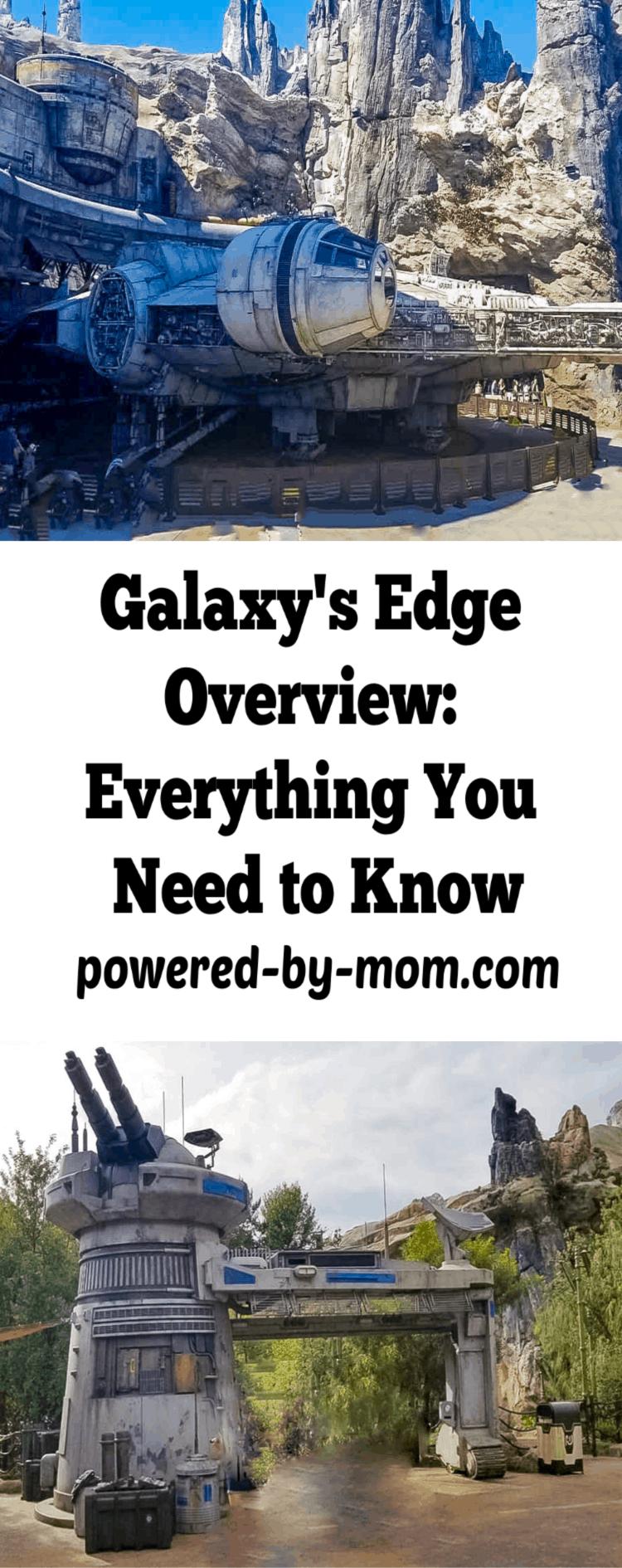 Galaxy's edge, star wars, disneyland, galaxy's edge food, galaxy's edge shops, galaxy's edge attractions, galaxy's edge story