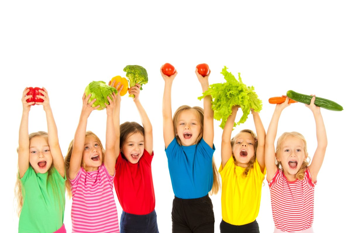 healthy habits for kids