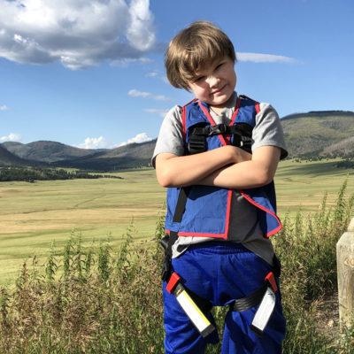 Helping Kids Survive Long Car Trips