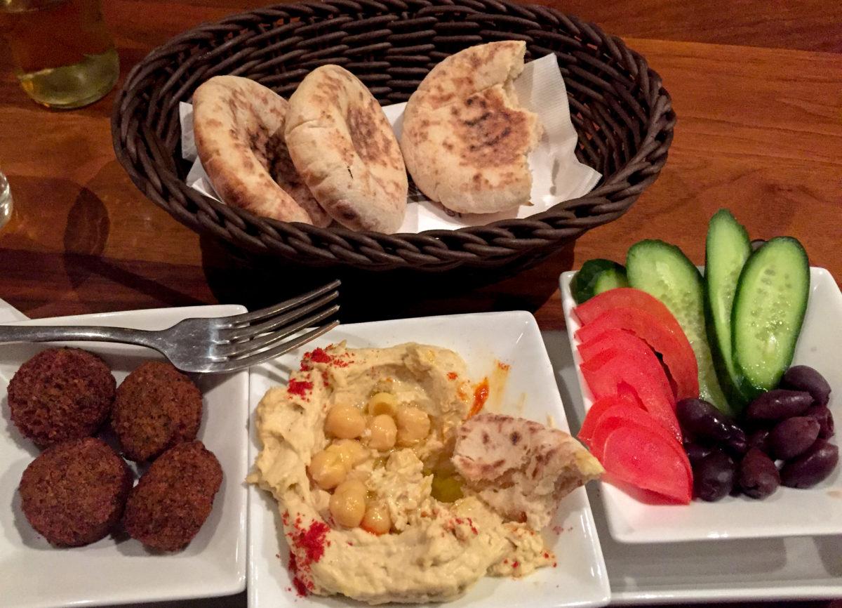 Tel Aviv Food