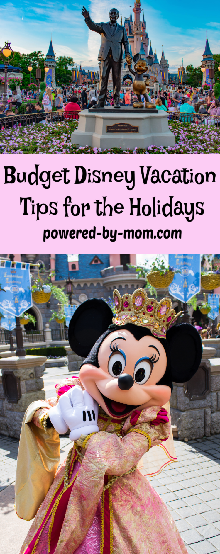 Budget Disney Vacations