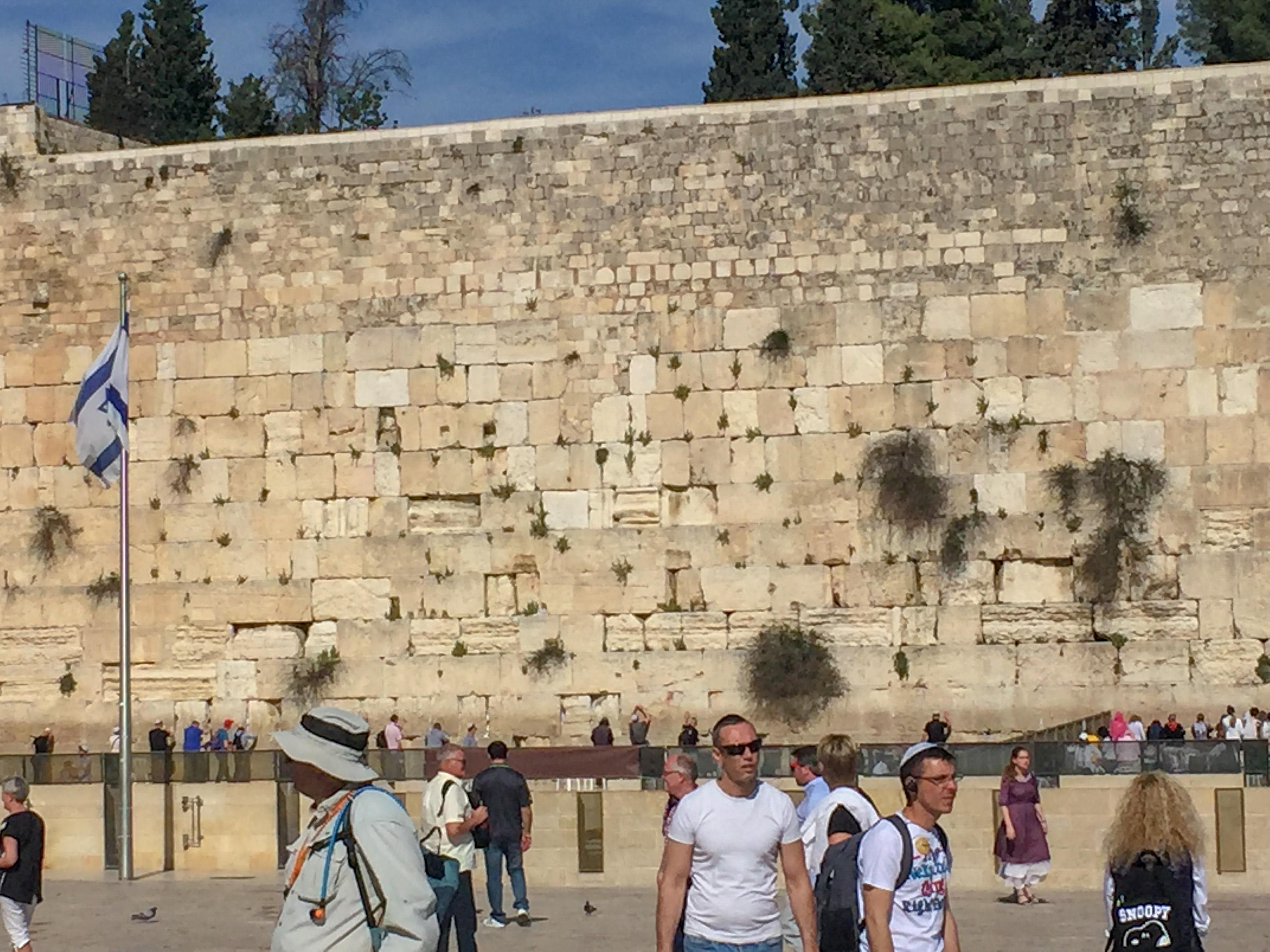 visit Israel, western wall