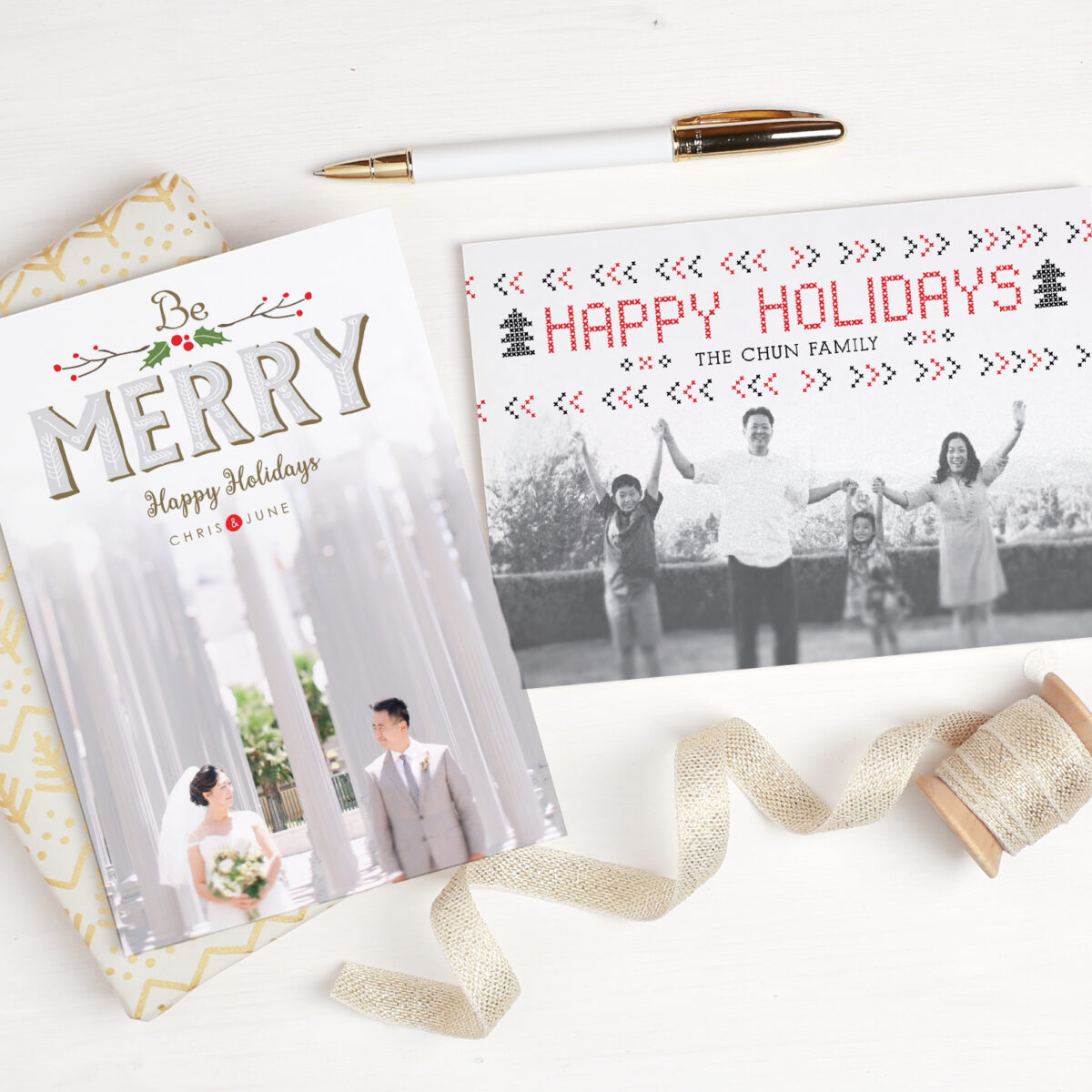 Customized greeting cards made with ease