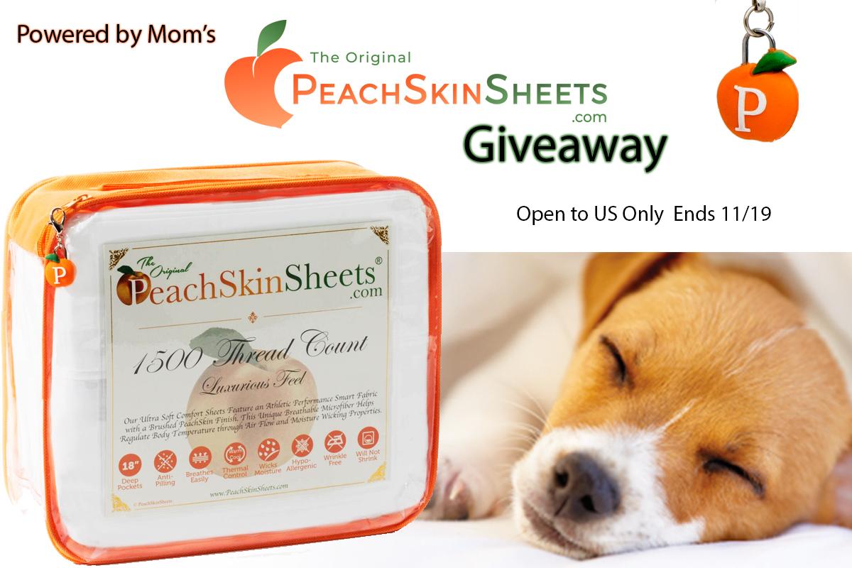 Perfect Sheets PeachSkinSheets