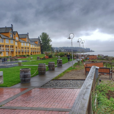Semiahmoo Resort a Perfect Getaway