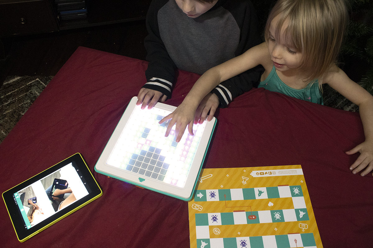 code family games