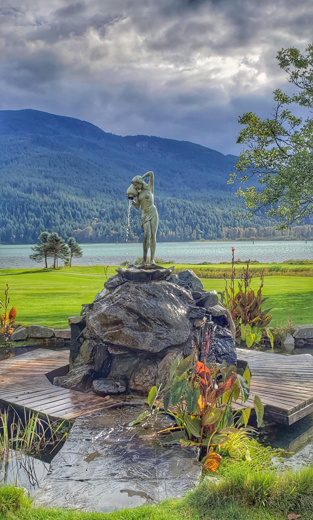 Sandpiper resort golf course