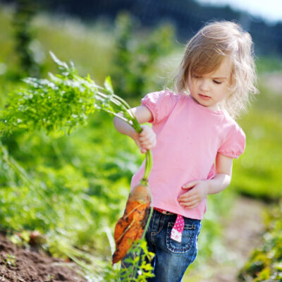 Activities to Encourage Healthy Eating Habits in Kids