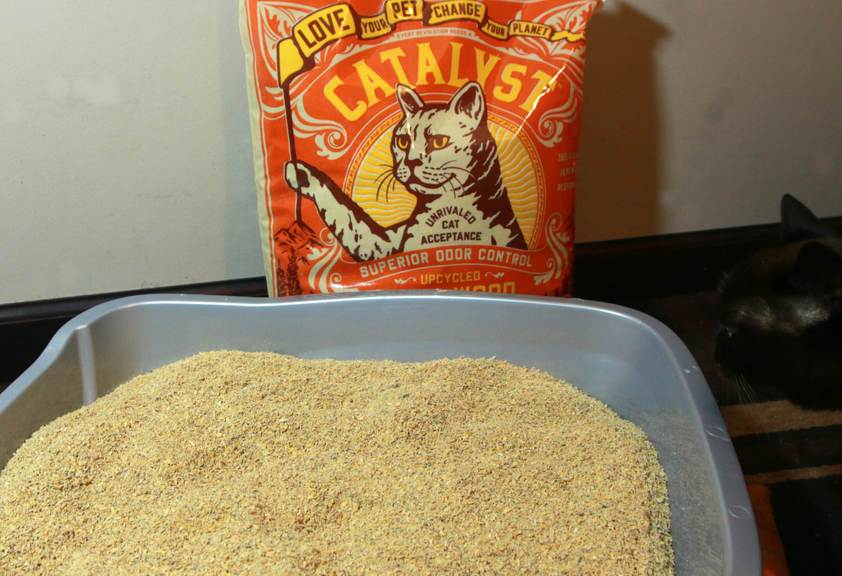 Cat Happy Catalyst Cat Litter