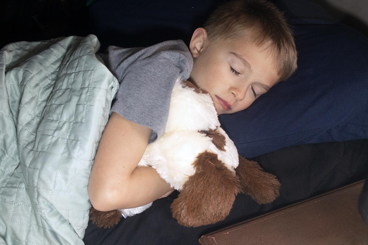 Banish Nightmares with an All-Night Hug for Kids