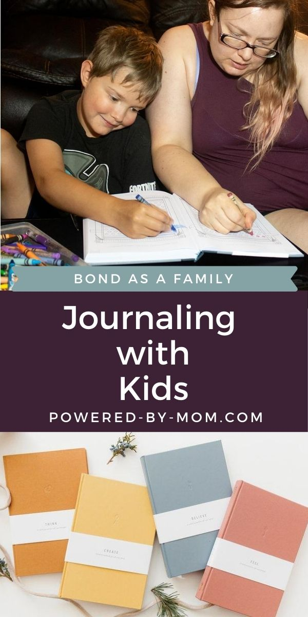 It has been shown that journaling decreases stress and anxiety, fosters mindfulness and presence, and improves memory and focus. It benefits kids and adults alike. #journalling #kids #stress #journal