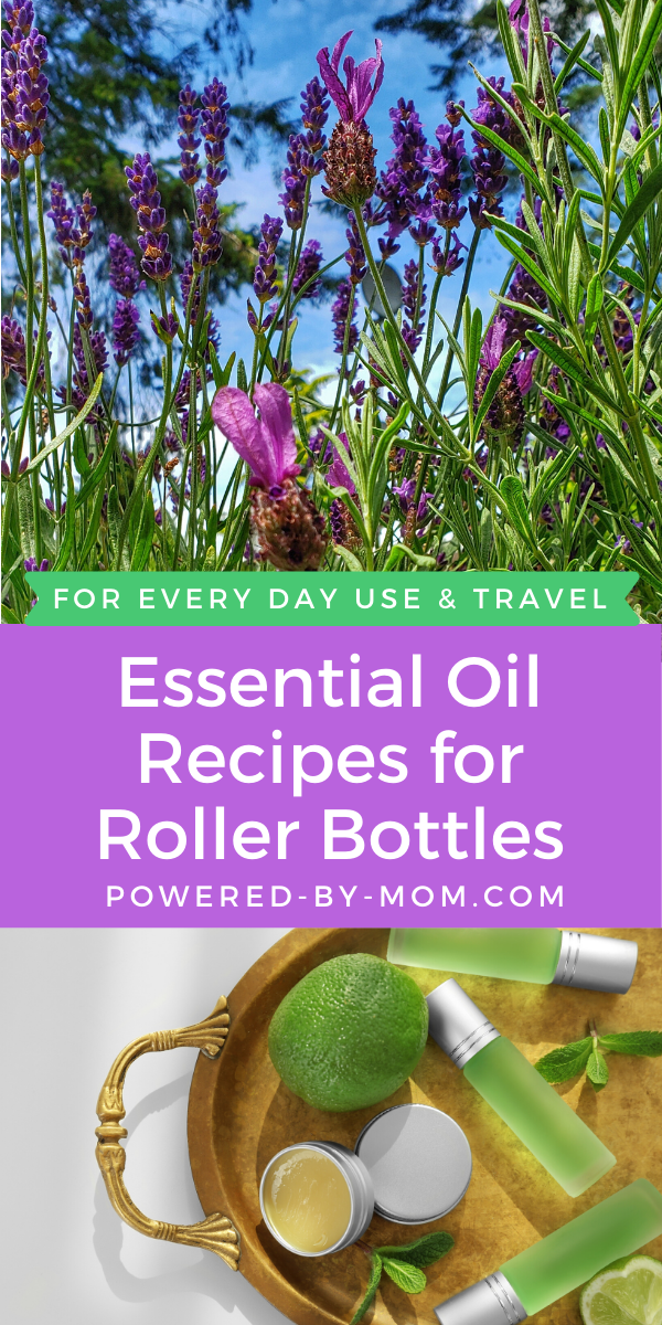 Whether you're staying at home, doing some quick errands or have to travel it can all take its toll on you. This is one of the many reasons I'm sharing my favourite essential oil recipes for roller bottle