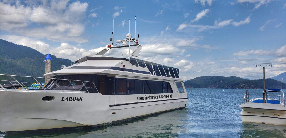 shoreline tours boat