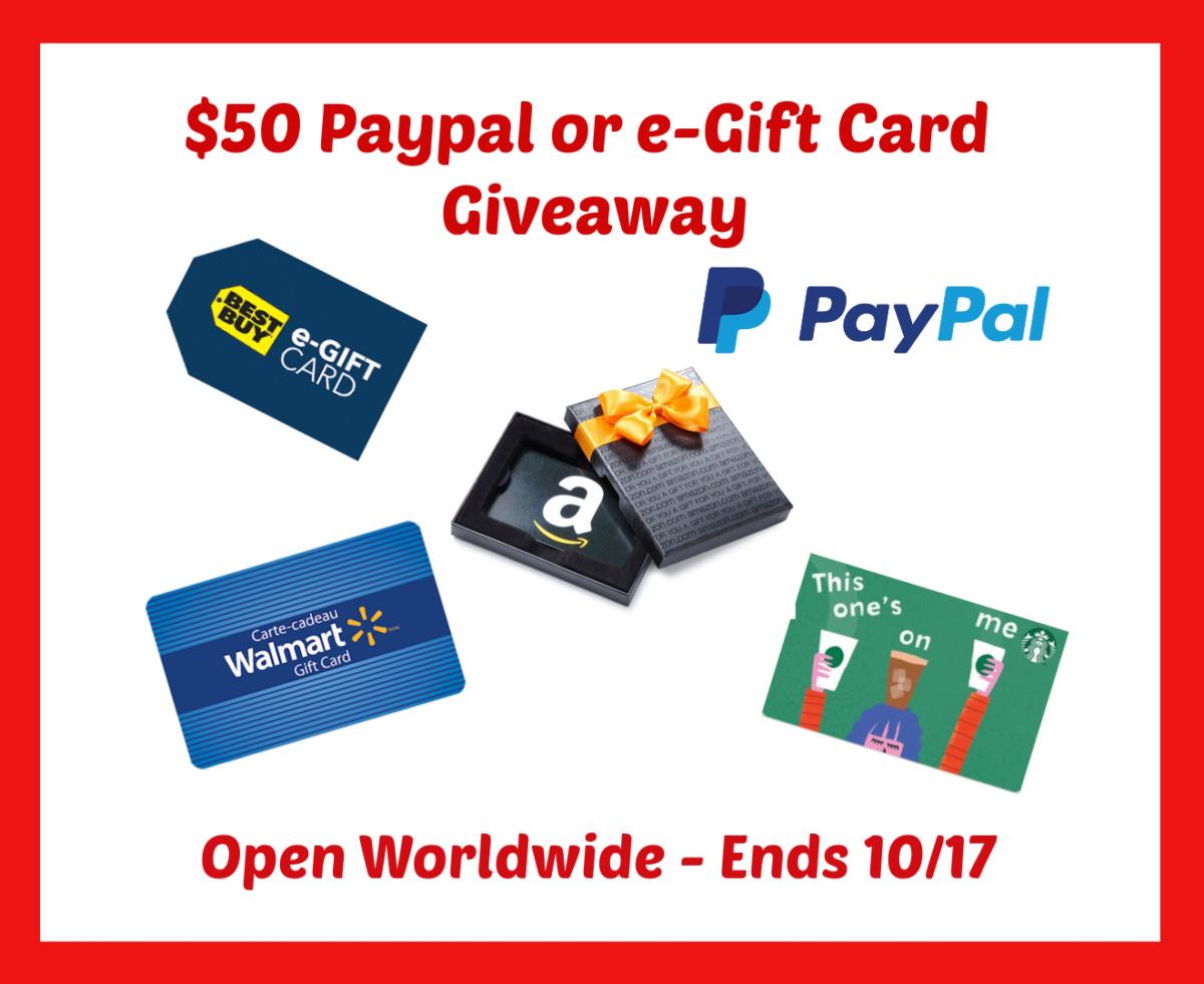 e-gift cards
