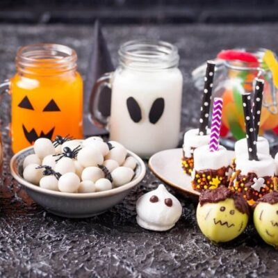Ideas to Celebrate Halloween at Home